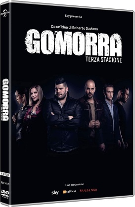 Gomorra - Stagione 3 (New Edition, 4 DVDs)