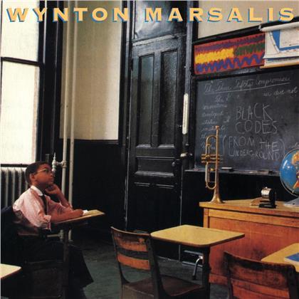 Wynton Marsalis - Black Codes (From The Underground) (2020 Reissue, Music On CD)