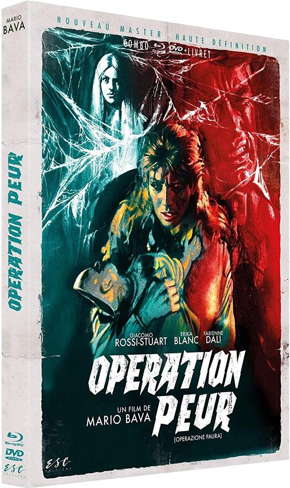 Opération Peur (1966) (Nouveau Master Haute Definition, Collector's Edition, Blu-ray + DVD)