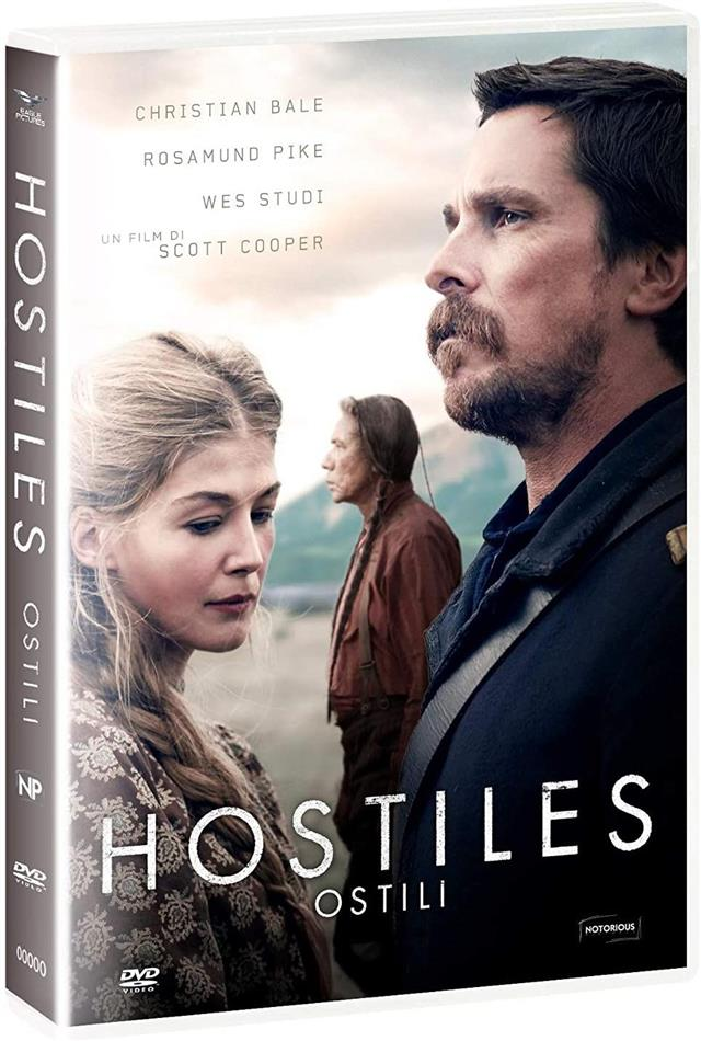 Hostiles - Ostili (2017) (Neuauflage)