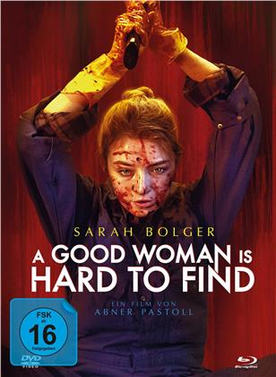 A good woman is hard to find (2019) (Limited Collector's Edition, Mediabook, Blu-ray + DVD)