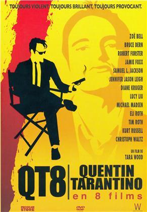 QT8 - Quentin Tarantino en 8 films (2018)