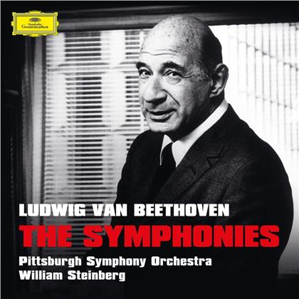 William Steinberg, Ludwig van Beethoven (1770-1827) & Pittsburg Symphony Orchestra - The Symphonies (2 CDs)
