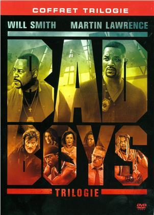 Bad Boys - La Trilogie - Bad Boys for Life / Bad Boys 2 / Bad Boys (3 DVD)