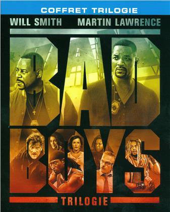 Bad Boys - La Trilogie (3 Blu-rays)