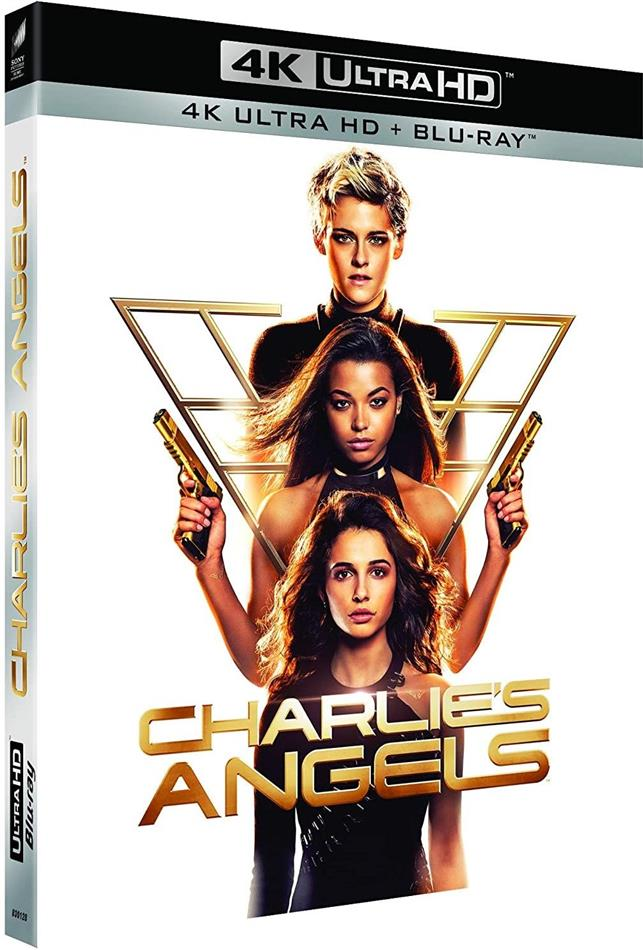 Charlie's Angels (2019) (4K Ultra HD + Blu-ray)