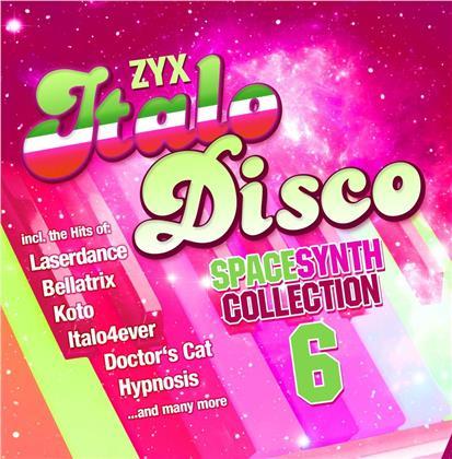 ZYX Italo Disco Spacesynth Collection 6 (2 CDs)