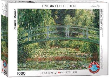 Claude Monet: Japanische Brücke