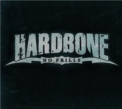 Hardbone - No Frills (Digipack, CD + DVD)
