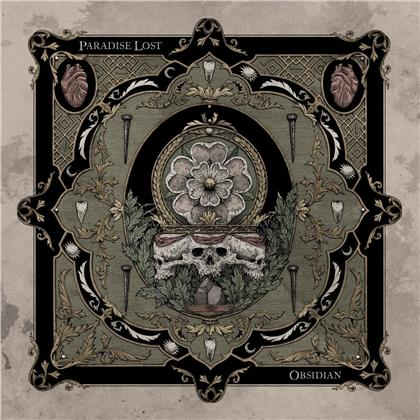 Paradise Lost - Obsidian (LP)
