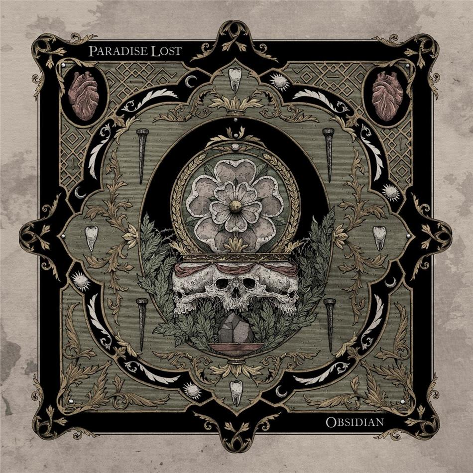 Paradise Lost - Obsidian (Digipack, 2 Bonustracks, Limited Edition)