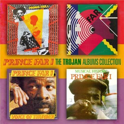 Prince Far I - The Trojan Albums Collection (2 CDs)