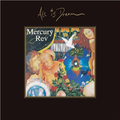 "Mercury Rev - All Is Dream (2020 Reissue, Oversize Item Split, Deluxe Edition, 4 CDs + 7"" Single)"