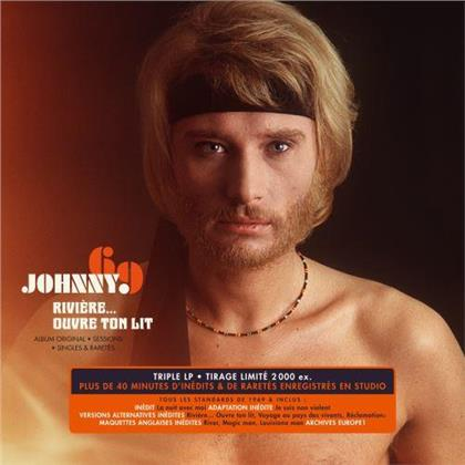 Johnny Hallyday - Johnny 69 (Limited Edition, 3 LPs)
