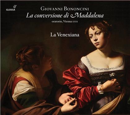 Giovanni Bononcini (1670-1747), Gabriele Palomba, Emanuela Galli & La Venexiana - La Conversione Di Maddale (2 CDs)