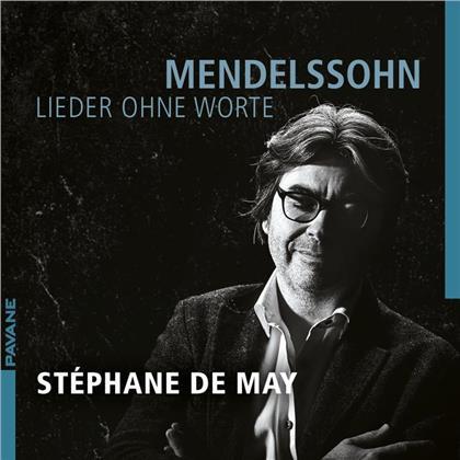 Felix Mendelssohn-Bartholdy (1809-1847) & Stéphane de May - Lieder Ohne Worte (2 CDs)