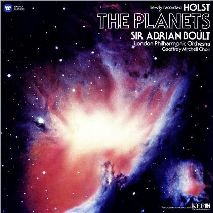 Sir Adrian Boult, Gustav Holst (1874-1934), The London Philharmonic Orchestra & Geoffrey Mitchell Choir - The Planets (LP)