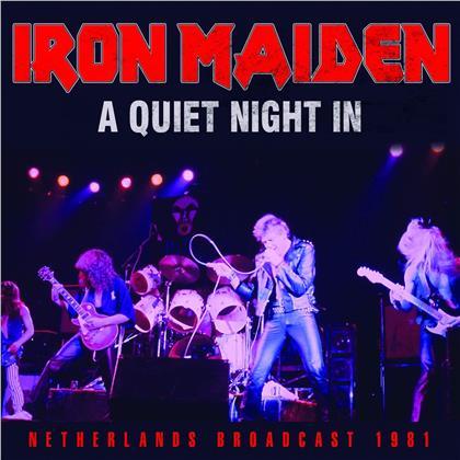 Iron Maiden - A Quiet Night In