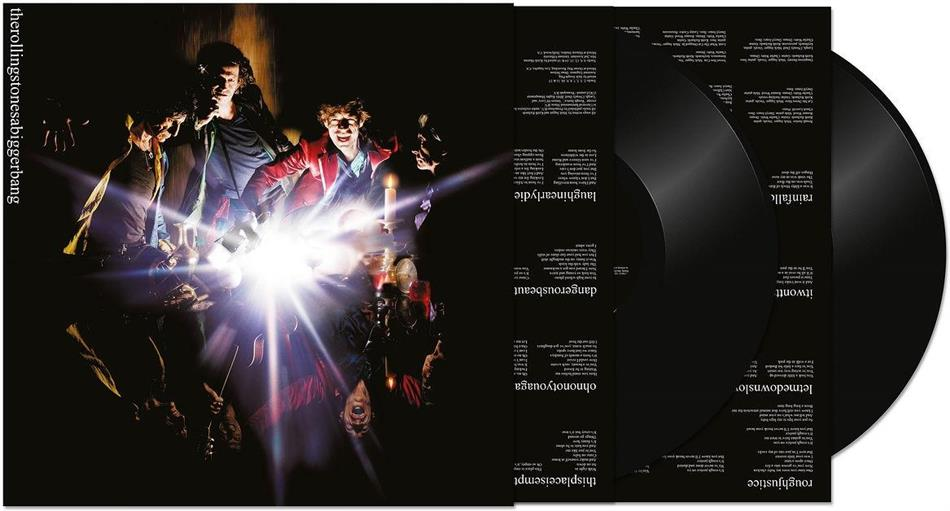 The Rolling Stones - A Bigger Bang (2020 Reissue, Half Speed Master, 2 LPs)