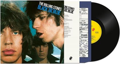The Rolling Stones - Black And Blue (2020 Reissue, Half Speed Master, Universal, LP)