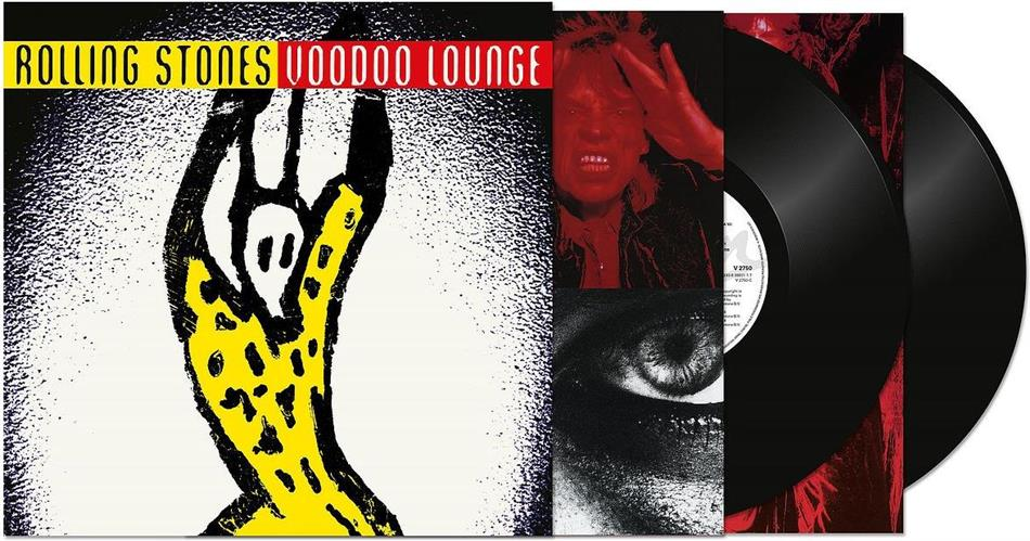 The Rolling Stones - Voodoo Lounge (2020 Reissue, Half Speed Master, 2 LPs)