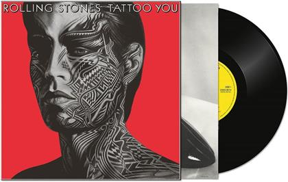The Rolling Stones - Tattoo You (2020 Reissue, Half Speed Master, Universal, LP)