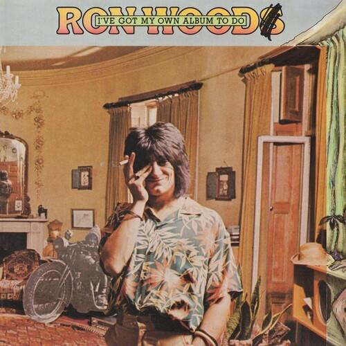 Ron Wood - I've Got My Own Album To Do (2020 Reissue, Friday Music, Limited Edition, LP)