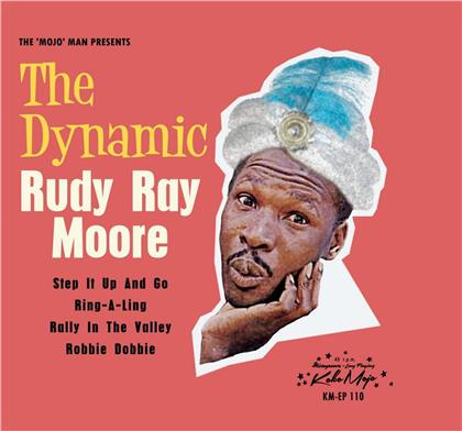 "Rudy Ray Moore - Dynamic -Ep- (7"" Single)"