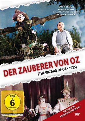 Der Zauberer von Oz - Kolorierte Fassung (1925)