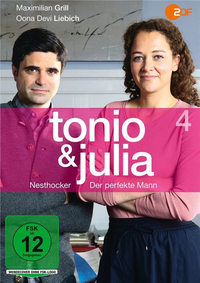 Tonio & Julia - Nesthocker / Der perfekte Mann