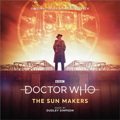 Doctor Who: The Sun Makers - OST (Limited, Papersleeve Limited Edition, LP)