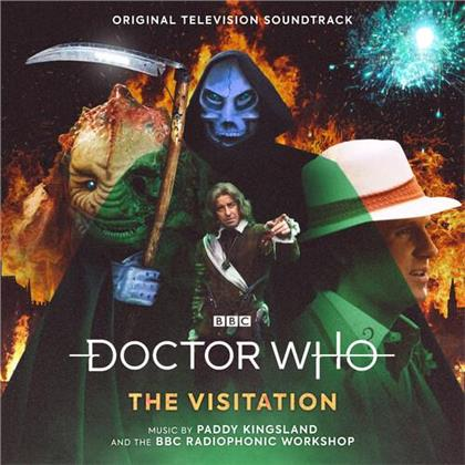 Doctor Who: The Visitation - OST (Limited Edition, LP)