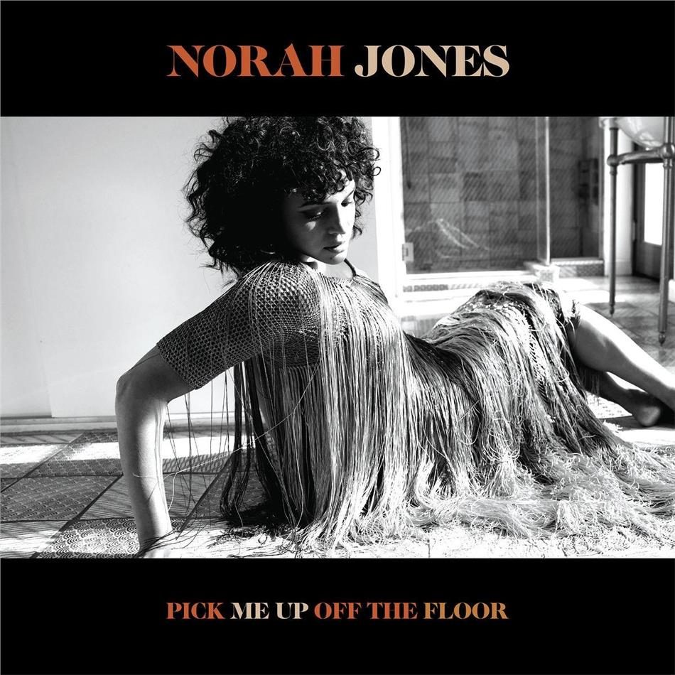Norah Jones - Pick Me Up Off The Floor (+ Bonustrack, Japan Edition, CD + DVD)