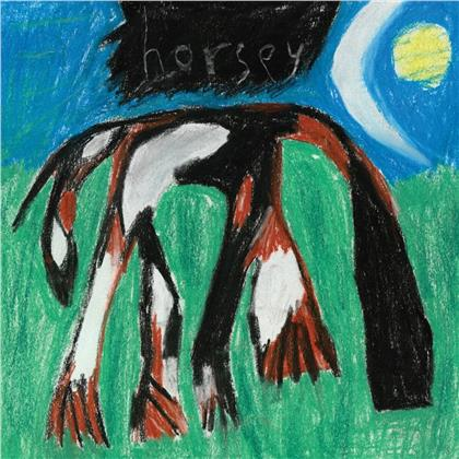 Current 93 - Horsey (2020 Reissue, Prophecy, Transparent Green Vinyl, 2 LPs)