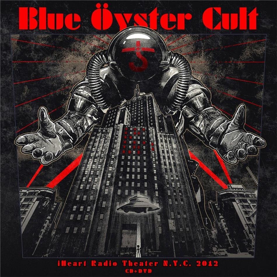 Blue Öyster Cult - Iheart Radio Theater NYC 2012 (CD + DVD)