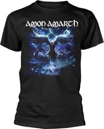Amon Amarth - Raven's Flight (Black)