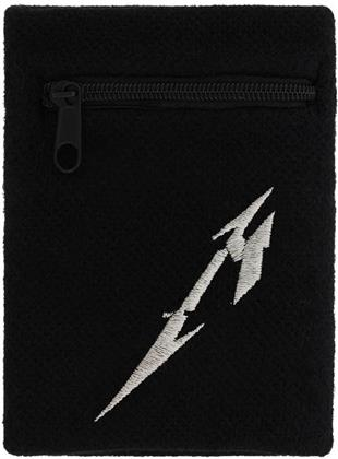 Metallica - Glitch M - Zip Wrist Wallet
