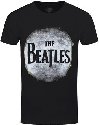 The Beatles - Drum Skin - Men's T-Shirt
