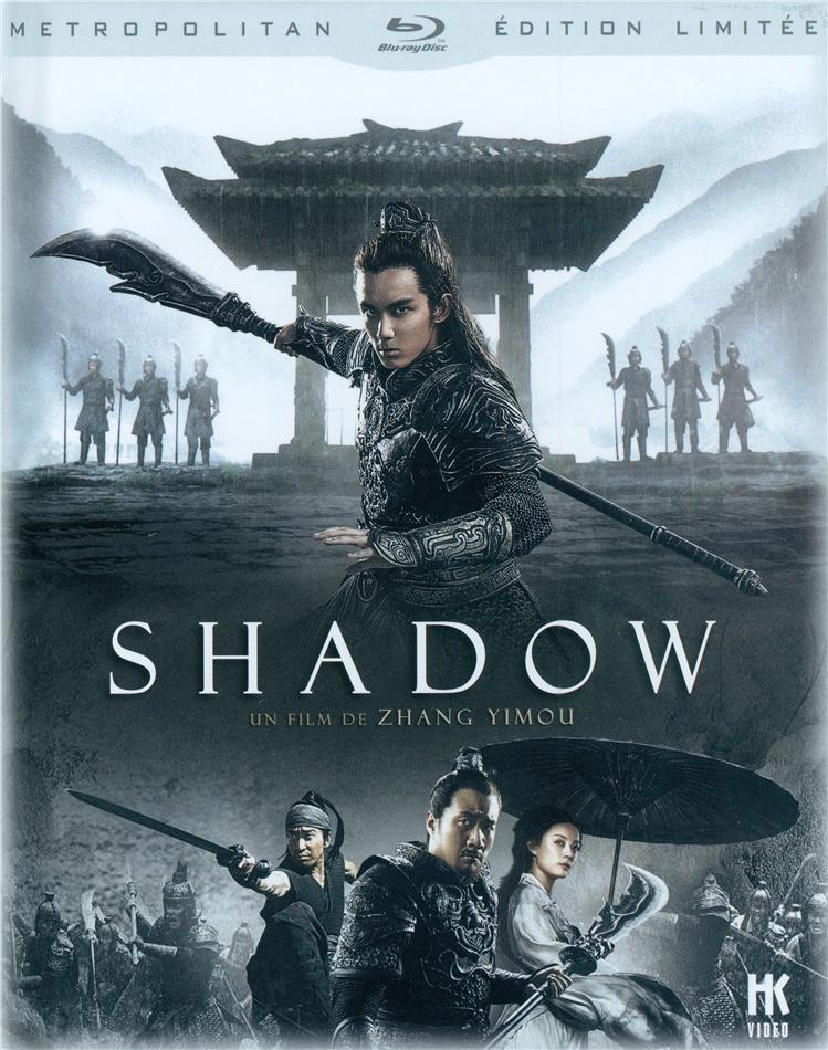 Shadow (2018) (Digibook, Limited Edition)