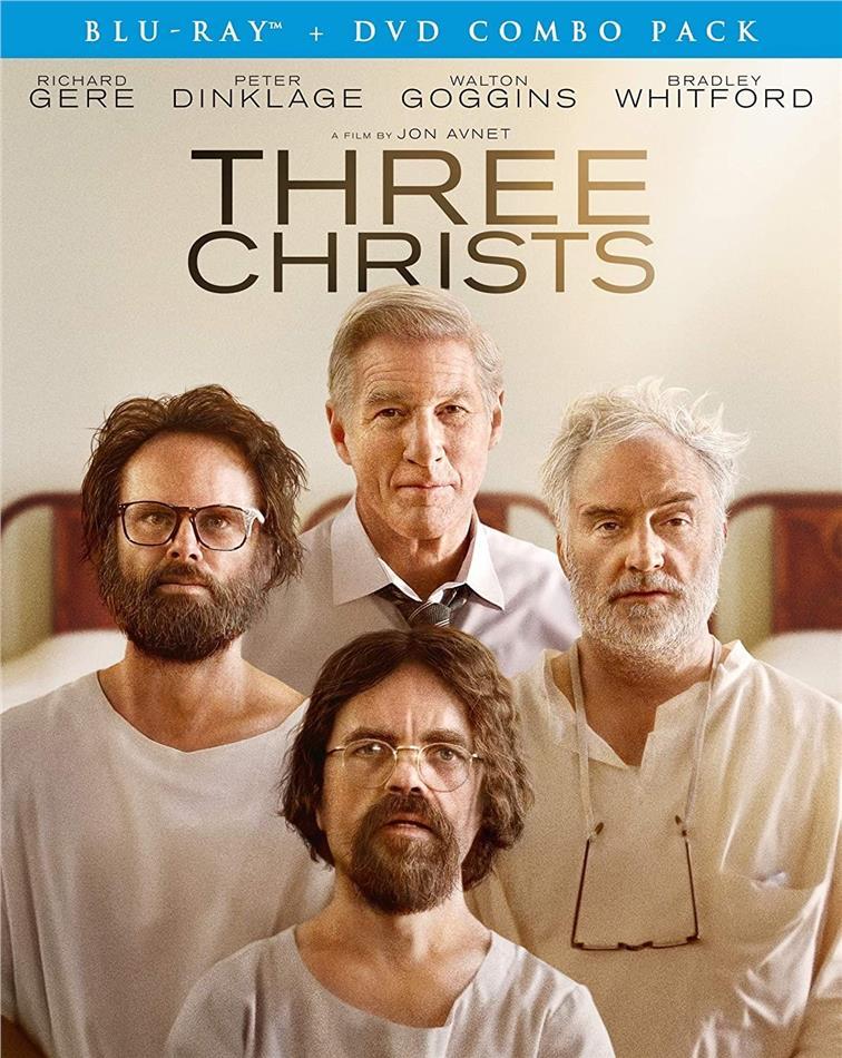 Three Christs (2017) (Blu-ray + DVD)