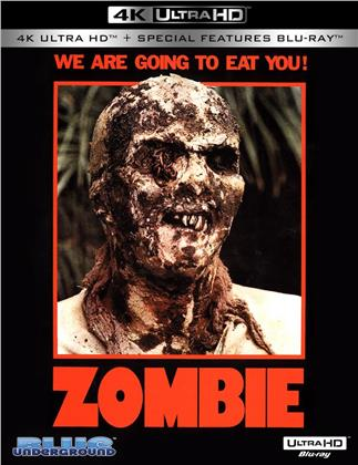 Zombie (1979) (4K Ultra HD + Blu-ray)