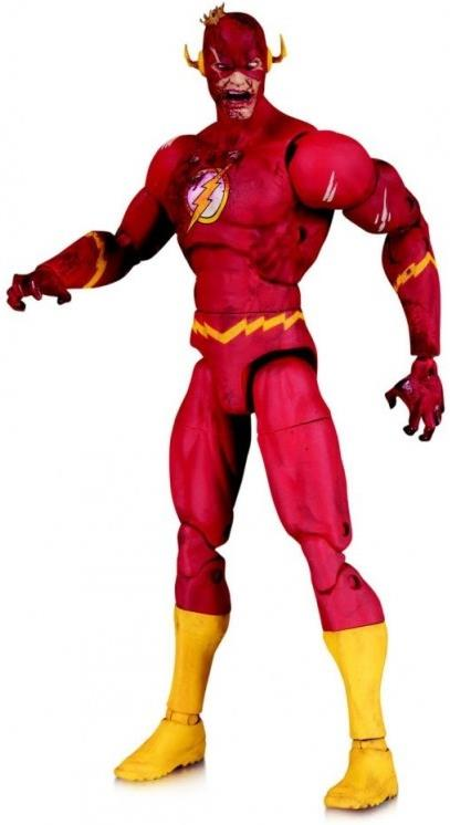 Dc Collectibles - Dc Essentials Dceased Flash Action Figure
