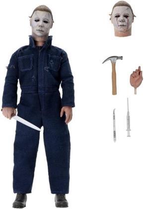 Neca - Halloween 2 Michael Myers 8In Retro Action Figure