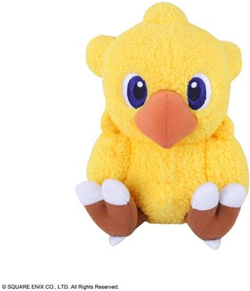 Square Enix - Final Fantasy Fluffy Fluffy Chocobo Plush