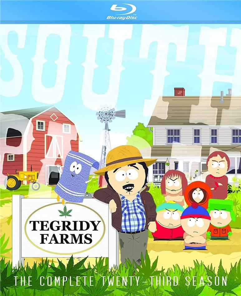 South Park - Season 23 (2 Blu-rays)