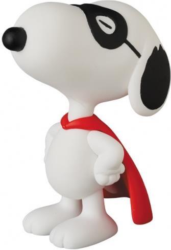 Medicom - Peanuts Masked Marvel Snoopy Udf Figure Series 11