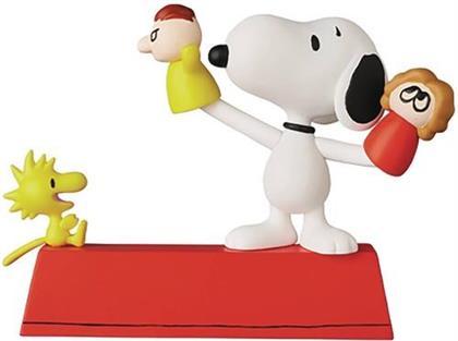 Medicom - Peanuts Puppet Snoopy & Woodstock Udf Series 11