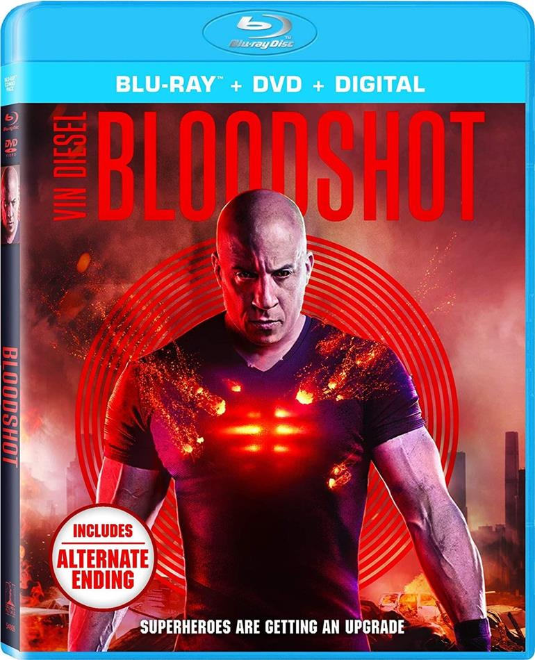 Bloodshot (2020) (Blu-ray + DVD)