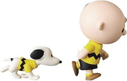 Medicom - Peanuts Charlie Brown & Snoopy Udf Series 11