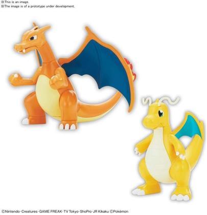 Bandai Hobby - Pokemon: Riolu & Lucario, Bandai Spirits